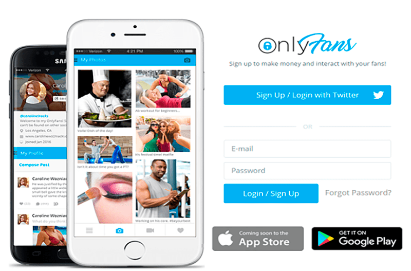 IOS Android OnlyFans app
